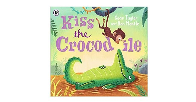 Feature Image - Kiss the Crocodile by Sean Taylor
