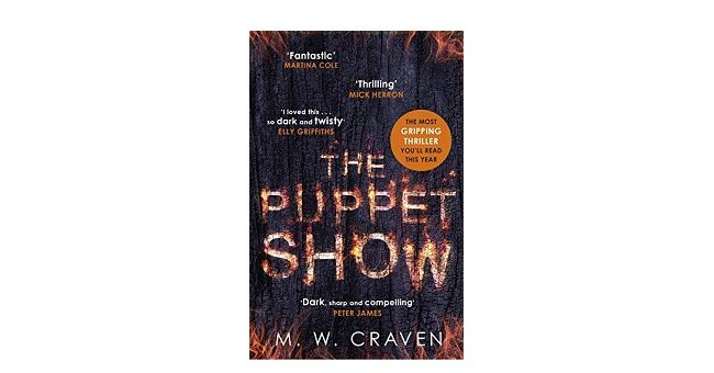 Feature Image - The Puppet Show by M W Craven