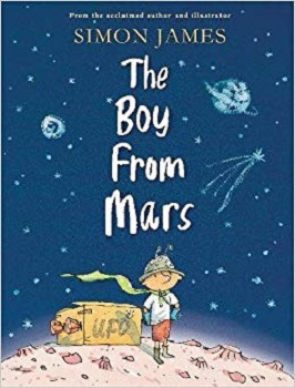 The Boy From Mars book by Simon James