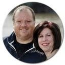 Elisa lovello and Craig lancaster