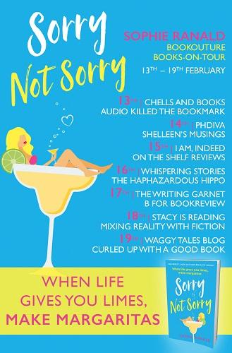 Sorry Not Sorry - Blog Tour