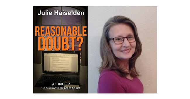 Dont be afraid Julie Haiselden Guest Post