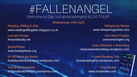 Fallen Angel Tour Poster