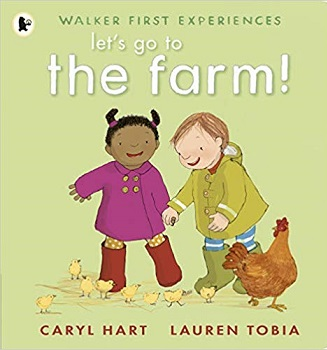 Lets go to the farm by caryl hart