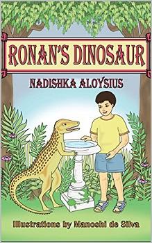 Ronan's Dinosaur by Nadishka Aloysius