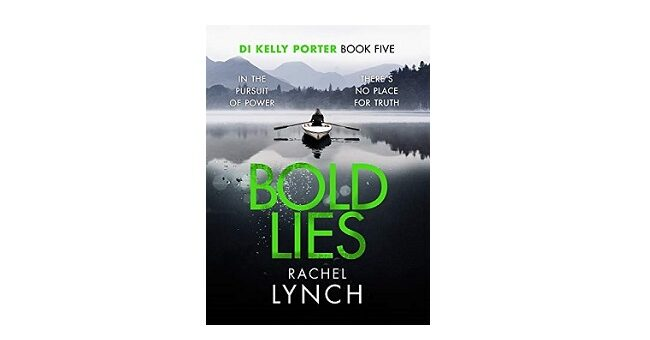 Feature Image - Bold Lies by Rachel Lynch