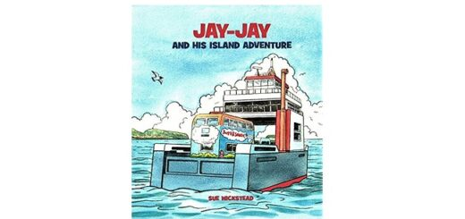 Feature Image - Jay jay and his island adventure by sue wickstead