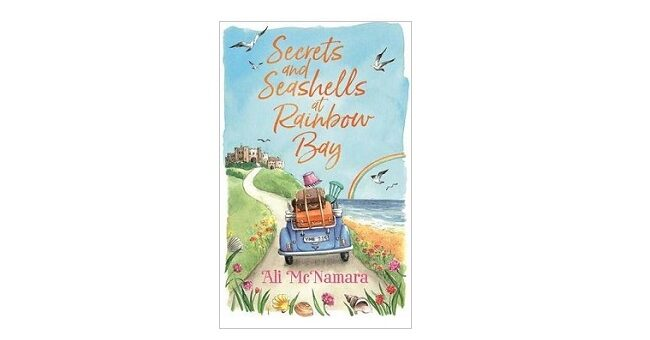 Feature Image - Secrets and Seashells at Rainbow Bay by Ali McNamara
