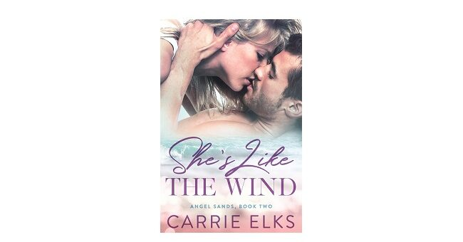 Feature Image - Shes Like The Wind by carrie elks