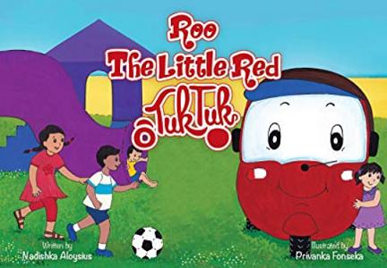 Roo the little red tuk tuk by Nadishka Aloysius smaller
