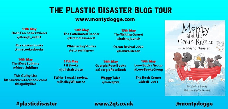 Monty and the Ocean Rescue The Plastic Disaster