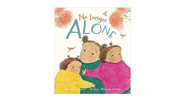 Feature Image - No Longer Alone by Joseph Coelho