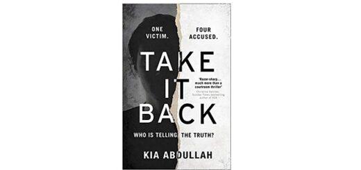 Feature Image - Take it Back by Kia Abdullah