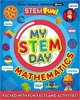 My STEM Day - Mathematics by Anne Rooney