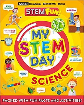 My STEM Day - Science by Anne Rooney