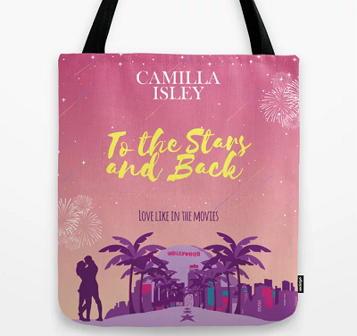 To The Stars and Back Toe Bag