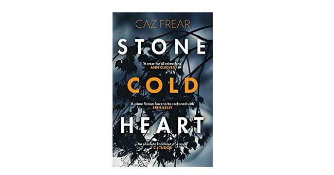 Feature Image - Stone Cold Heart by Caz Frear