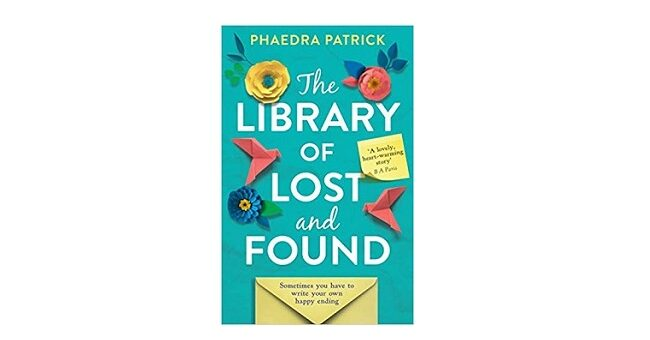 Feature Image - The Library of Lost and Found by Phaedra Patrick