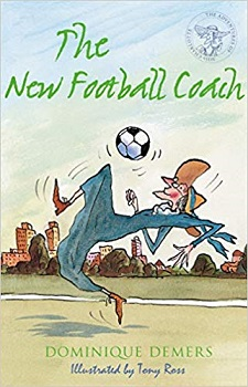 The New Football Coach by Dominique Demers