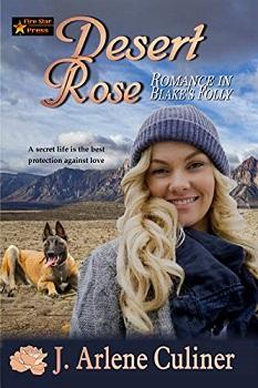Desert Rose by J. Arlene Culiner