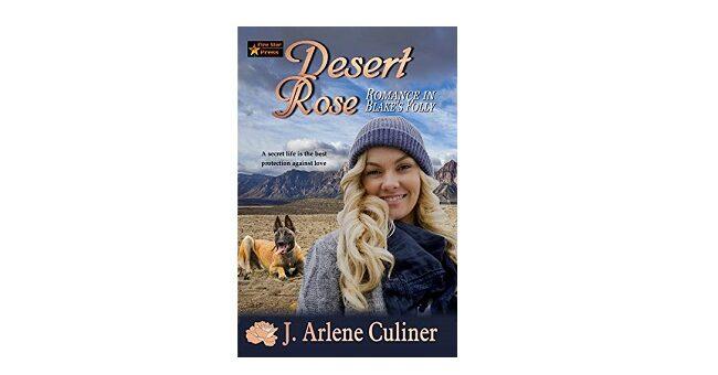 Feature Image - Desert Rose by J. Arlene Culiner
