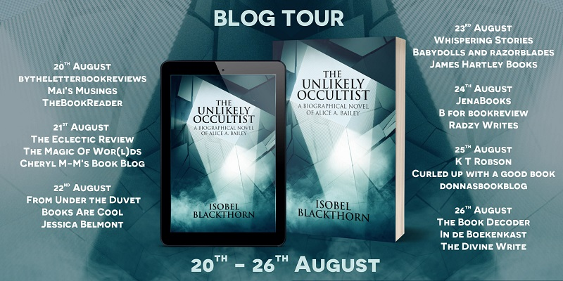 The Unlikely Occultist Full Tour Banner