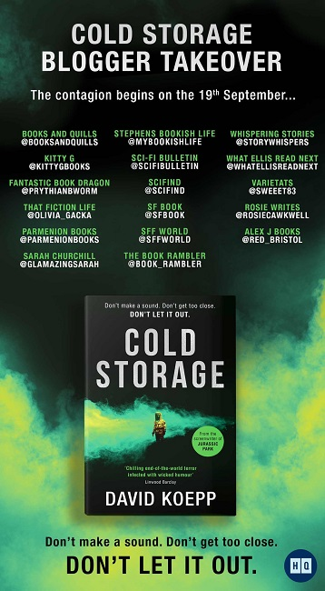 Cold Storage Poster
