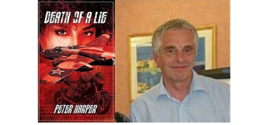Feature Image - Death of a Lie by Peter Harper