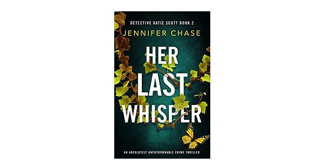 Feature Image - Her Last Whisper by Jennifer Chase