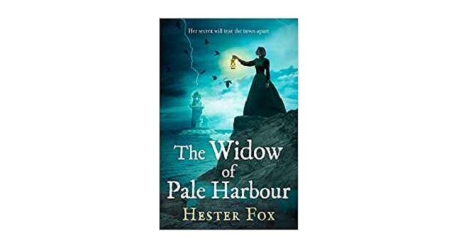 Feature Image - The Widow of Pale Harbour by Hester Fox