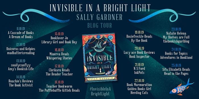 Sally Gardner Blog Tour Graphic