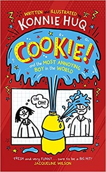 Cookie and the Most Annoying Boy in the World by Konnie Huq