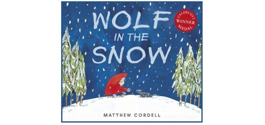 Feature Image - Wolf in the Snow by Matthew Cordell
