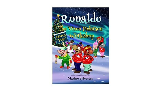 Feature Image - Ronaldo The Vixen Pederson Workshop by Maxine Sylvester