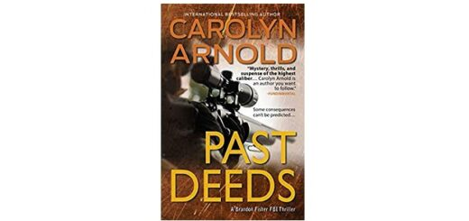 Feature Image - Past Deeds by Carolyn Arnold
