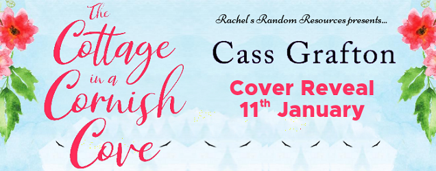 The Cottage in a Cornish Cove Cover Reveal