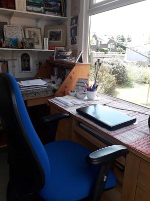 Where Kathryn Haydon Writes