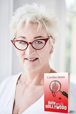 Caroline James How I Began a Full Time Writing Career