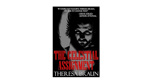 Feature Image - The Celestial Agreement by Theresa Braun