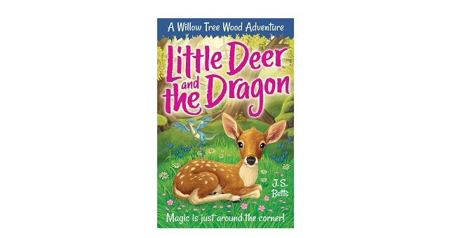 Feature Image - Little Deer and the Dragon Cover