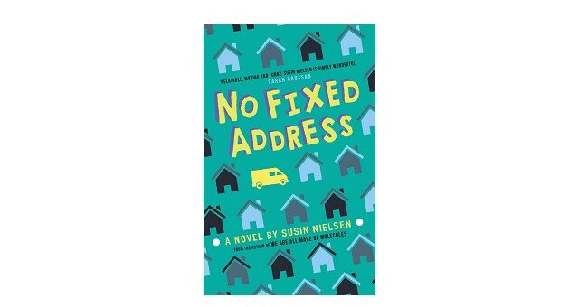 Feature Image - No Fixed Address by Susin Nielsen