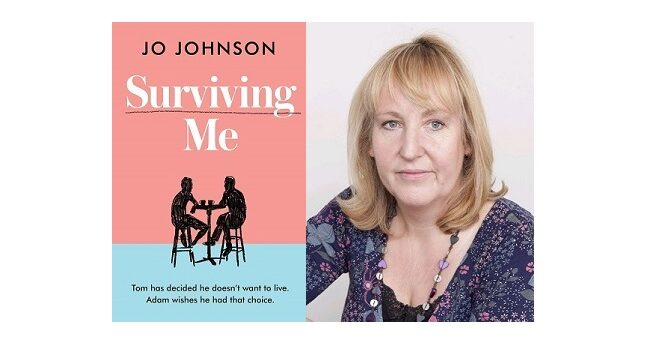 Feature Image - Surviving Me by Jo Johnson
