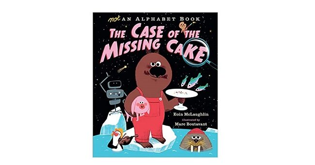 Feature Image - The Case of the missing cake by Eoin Mclaughlin