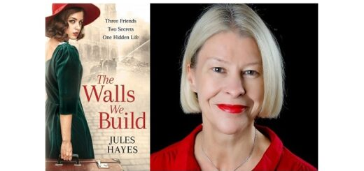 Feature Image -The Walls We Build by Jules Hayes