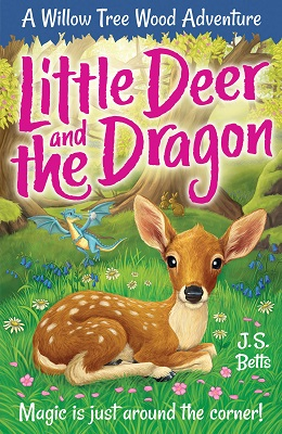 Little Deer and the Dragon Cover