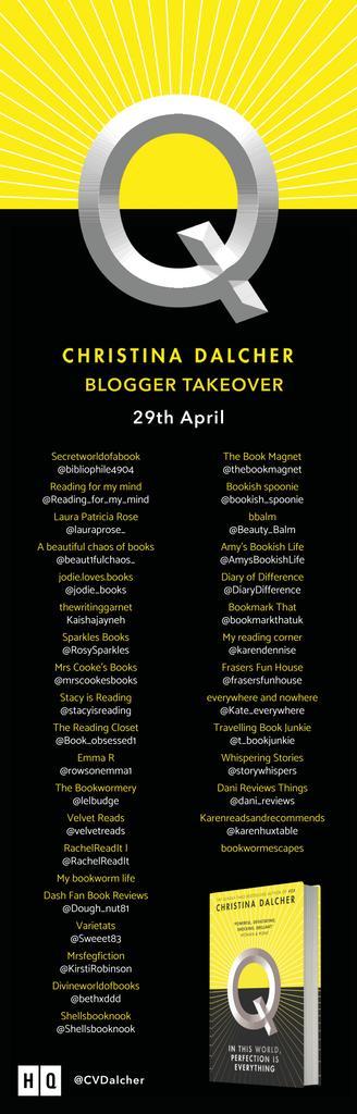 q blog tour banner