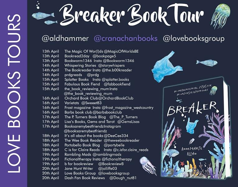 Breaker tour poster
