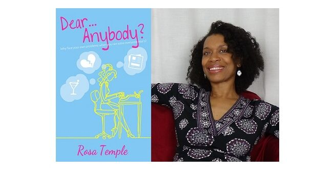 Feature Image - Dear Anybody by Rosa Temple