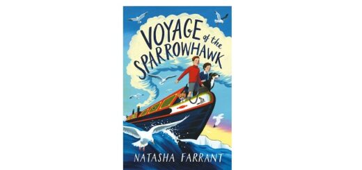 Feature Image - Voyage of the sparrowhawk by Natasha Farrant