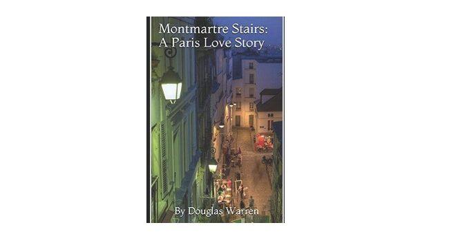 Feature image - Mortmartre Stairs by Douglas Warren